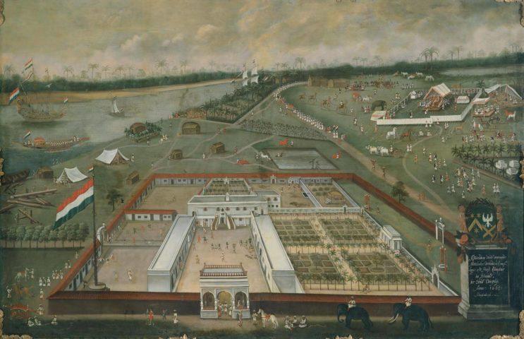 Early European Settlers of Dhaka