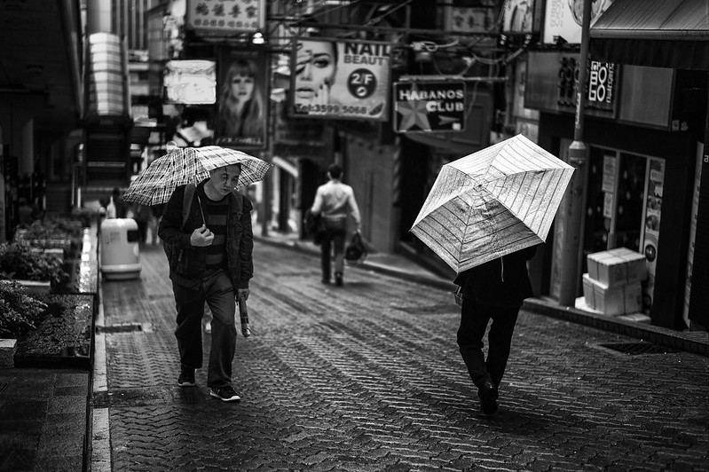 The Curious Case of Hong Kong